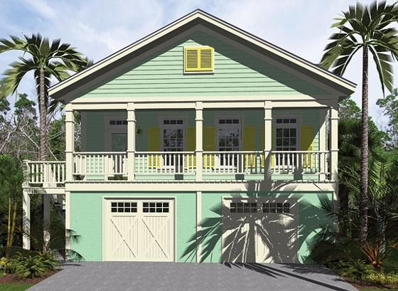 stilt house with garage - google search | for the home | pinterest