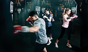 Groupon 19 For Two Weeks Of Unlimited Boxing And Kickboxing