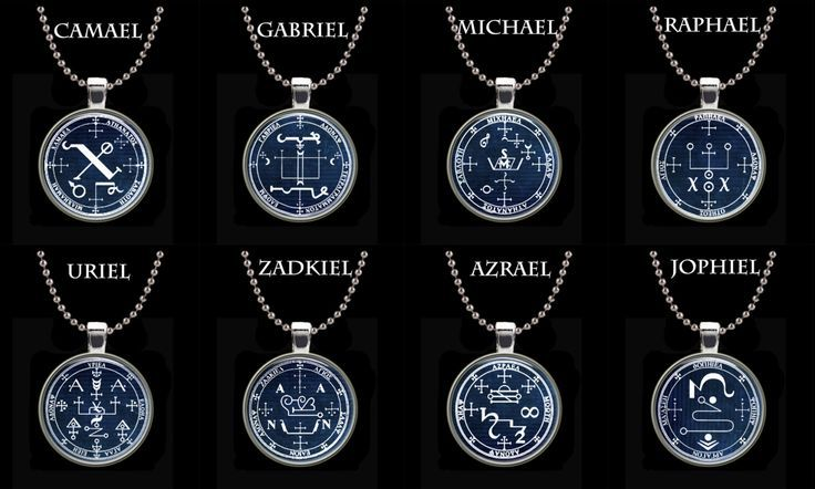 Symbols Of The Archangels Google Search Adorable Trinkets