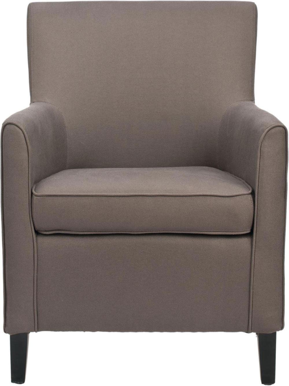Safavieh Levi Brown Club Chair