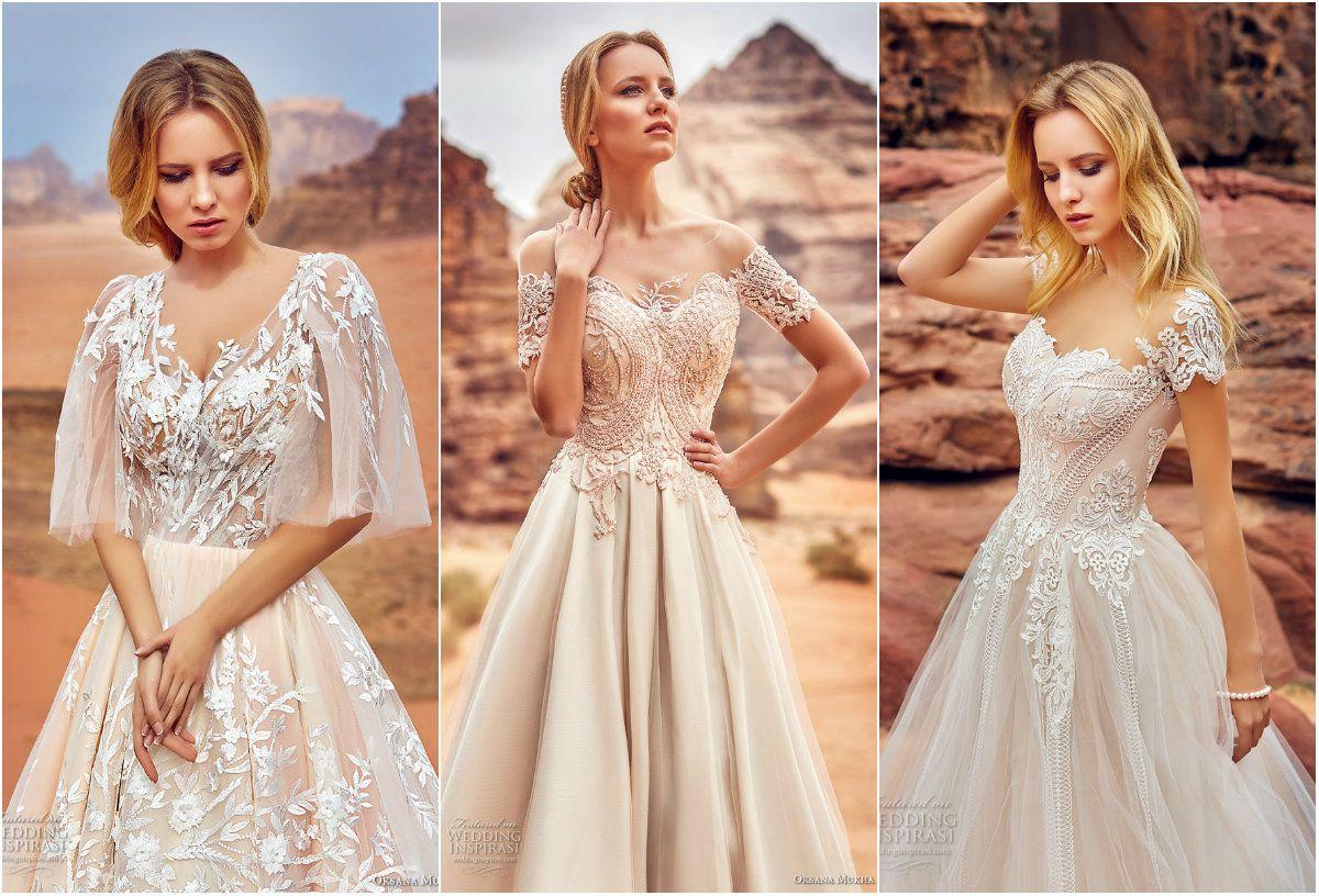 f65023383dc9 Oksana Mukha a jej honosné svadobné šaty - KAMzaKRÁSOU.sk