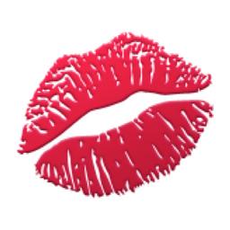 1 U87atarp4uishb1acewmgq Png 256 256 Pixels Kiss Tattoos Kiss Emoji Emoji Tattoo