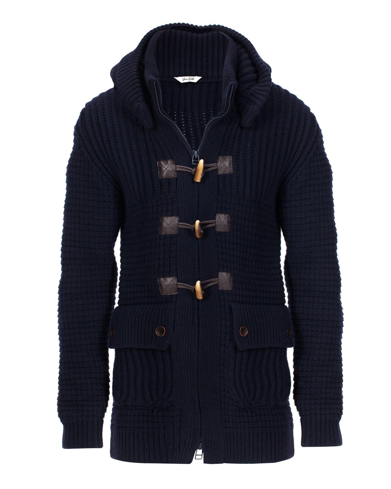 Van Gils Fashion | Rahul - vest blauw