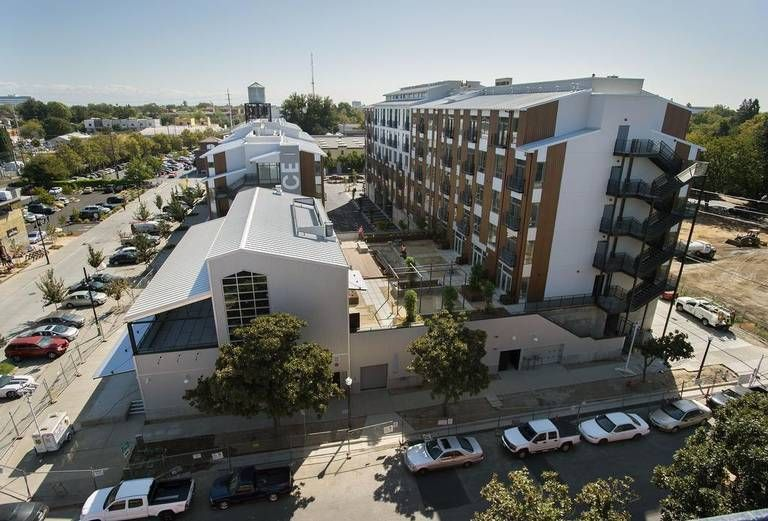 Affluent Get New Housing Options In Sacramento S Central City Everyone Else Not So Much Central City Housing Options Sacramento