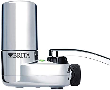 Brita Tap Water Filter System Water Faucet Filtration System With