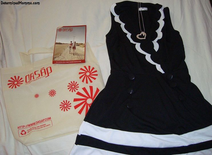 Ditching Mom Pants for Flirty Dresses with Oasap.com