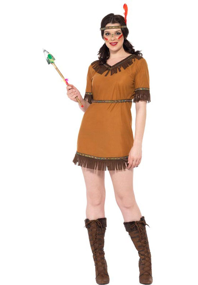 1bd5e943bc8 Pow Wow Indian Costume, Native American Fancy Dress | Costumes ...