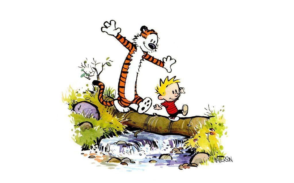 Imgur Com Calvin And Hobbes Wallpaper Calvin And Hobbes Calvin And Hobbes Comics