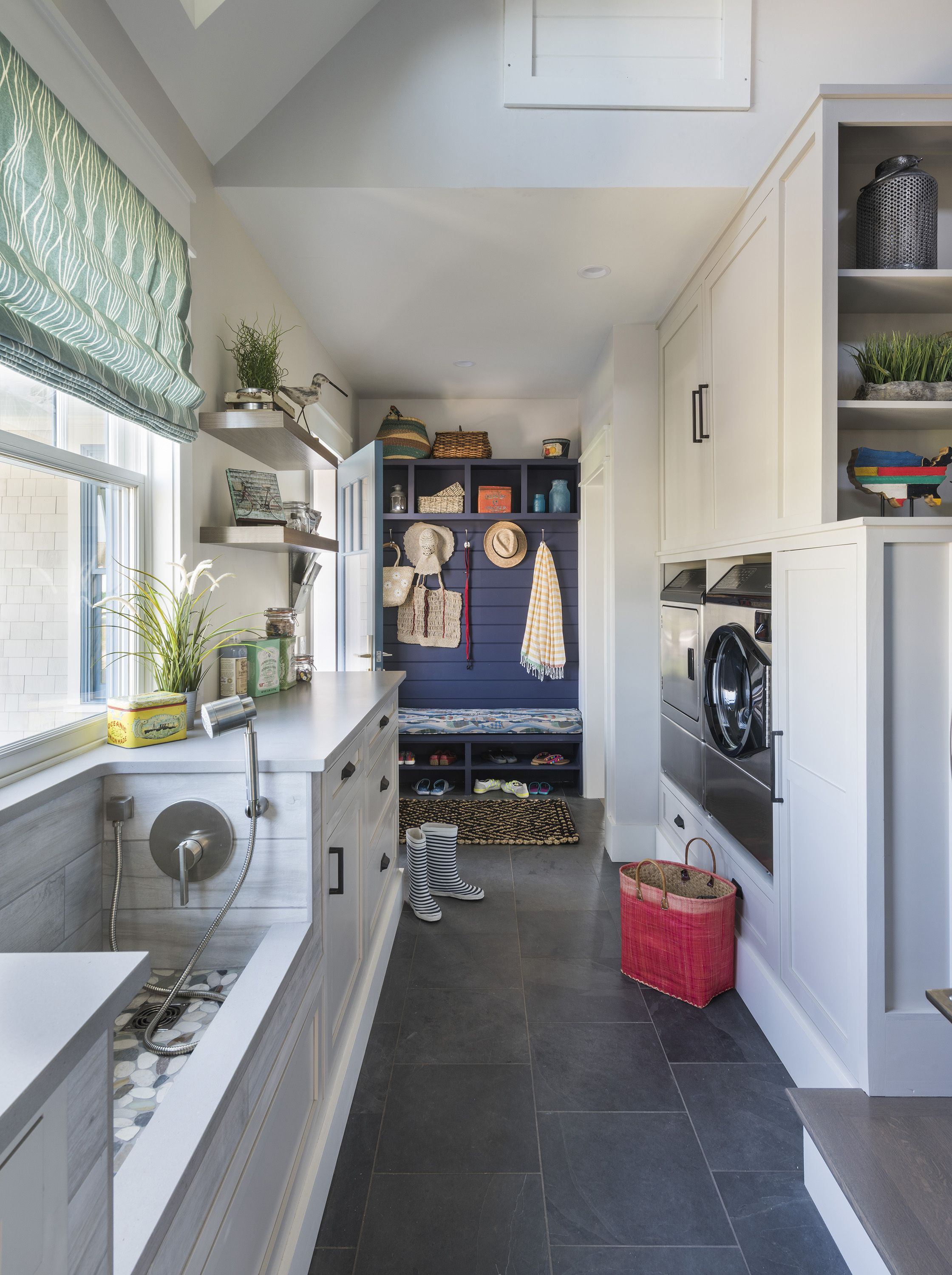 Idea House 2017 Stylish Laundry Room Tiny Laundry Rooms