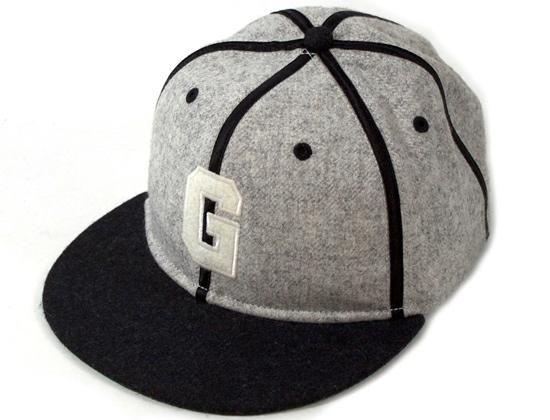 97e5220c3 BLUE MARLIN HOMESTEAD GRAYS fitted BASEBALL CAP hat | HATS 2016 ...