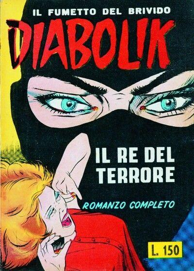 Diabolik comics