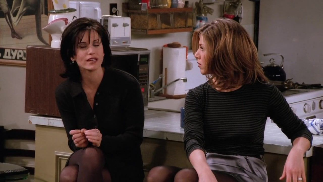 Recap of Friends Season 2 Episode 12 (S02E12) - 40 | Friends