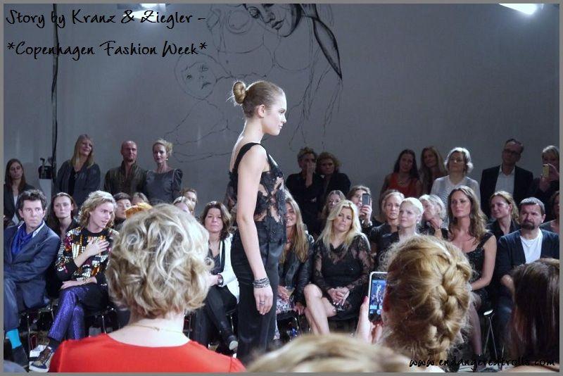 Story by Kranz and Ziegler @ Copenhagen Fashion Week