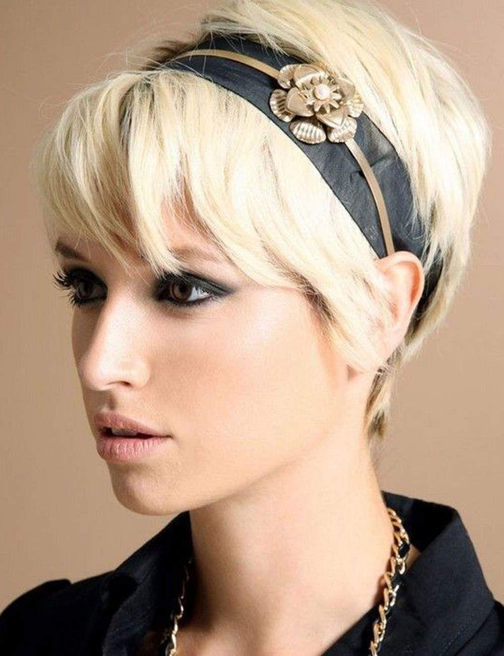 Coiffure Cheveux Court Avec Headband