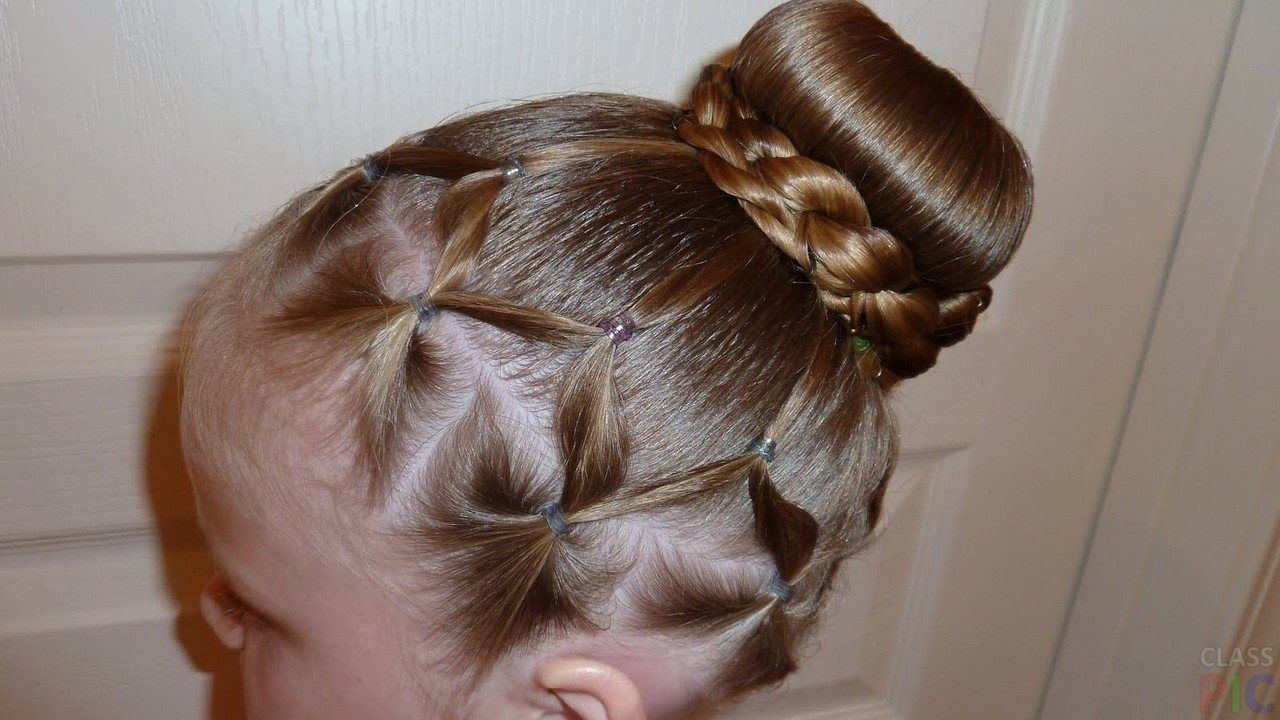 Hairstyles for a little girl girlhair shorthairstyles