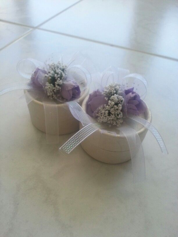 Wedding Favors Filled With Potpourri For My Granddaughters