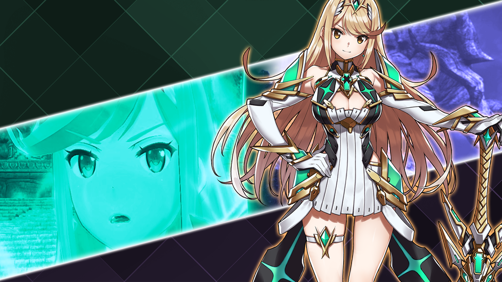 Xenoblade Chronicles 2 Wallpaper - Mythra by DeviErwin ...