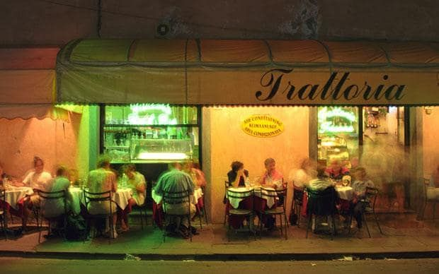 Ask the experts: Anne Hanley, our Italy expert, advises on how to order food in a traditional Italian trattoria.