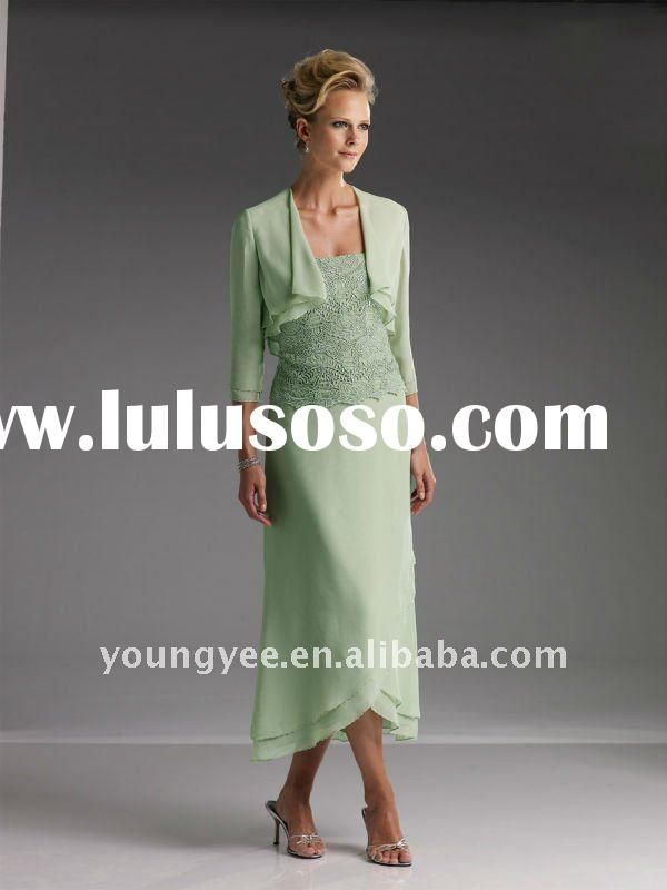 Plus Size Mother Of The Bride Dresses With Jackets Plus Size