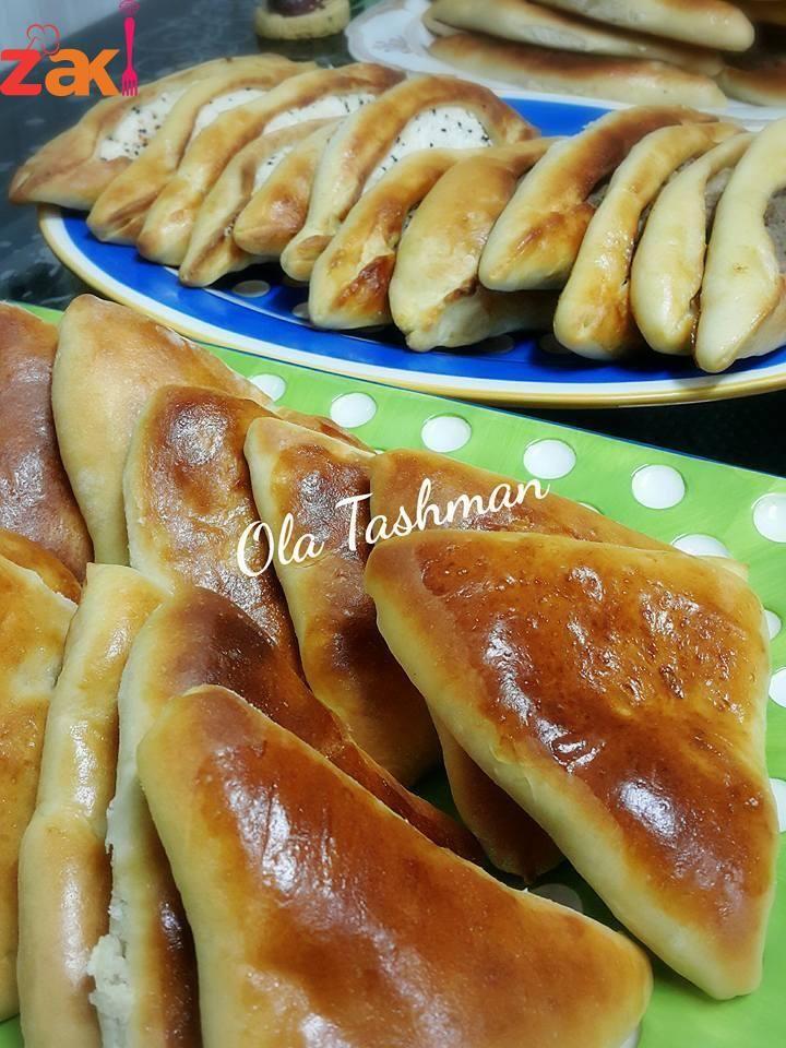 عجينة سحرية لكافة أنواع المعجنات مع سر اللمعة الذهبية زاكي Recipes Arabic Food Food