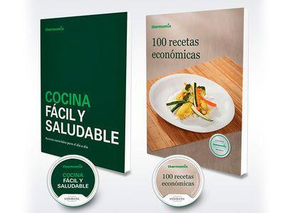 Los libros de cocina Thermomix®