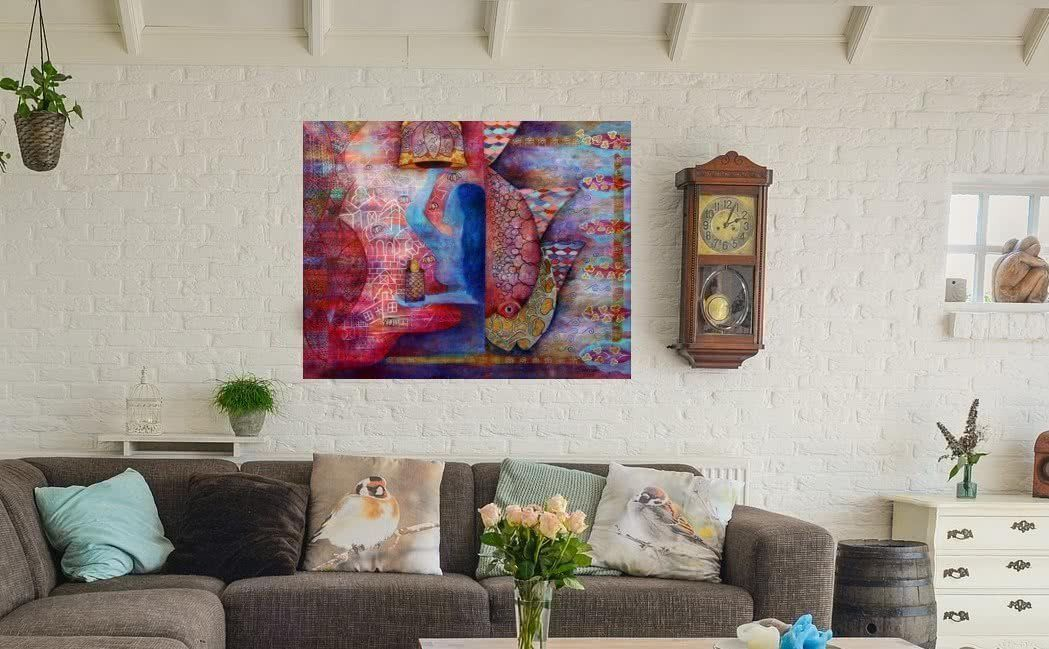 Nice Paintings For Living Room How To Choose Wall Art For Living Room Wall Painting Ideas In 2020 Living Room Art Wall Decor Living Room Wall Art Living Room #nice #painting #for #living #room