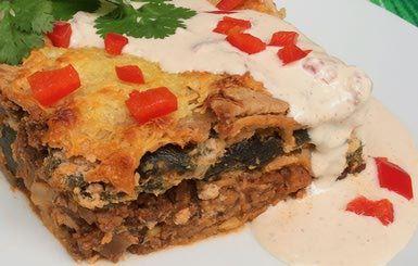 torta de chile en nogada