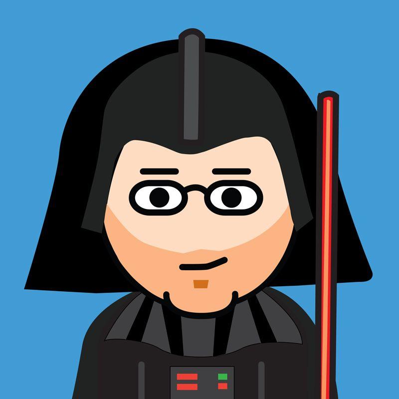 Design Inc's Dan Vader  By Paul Munday