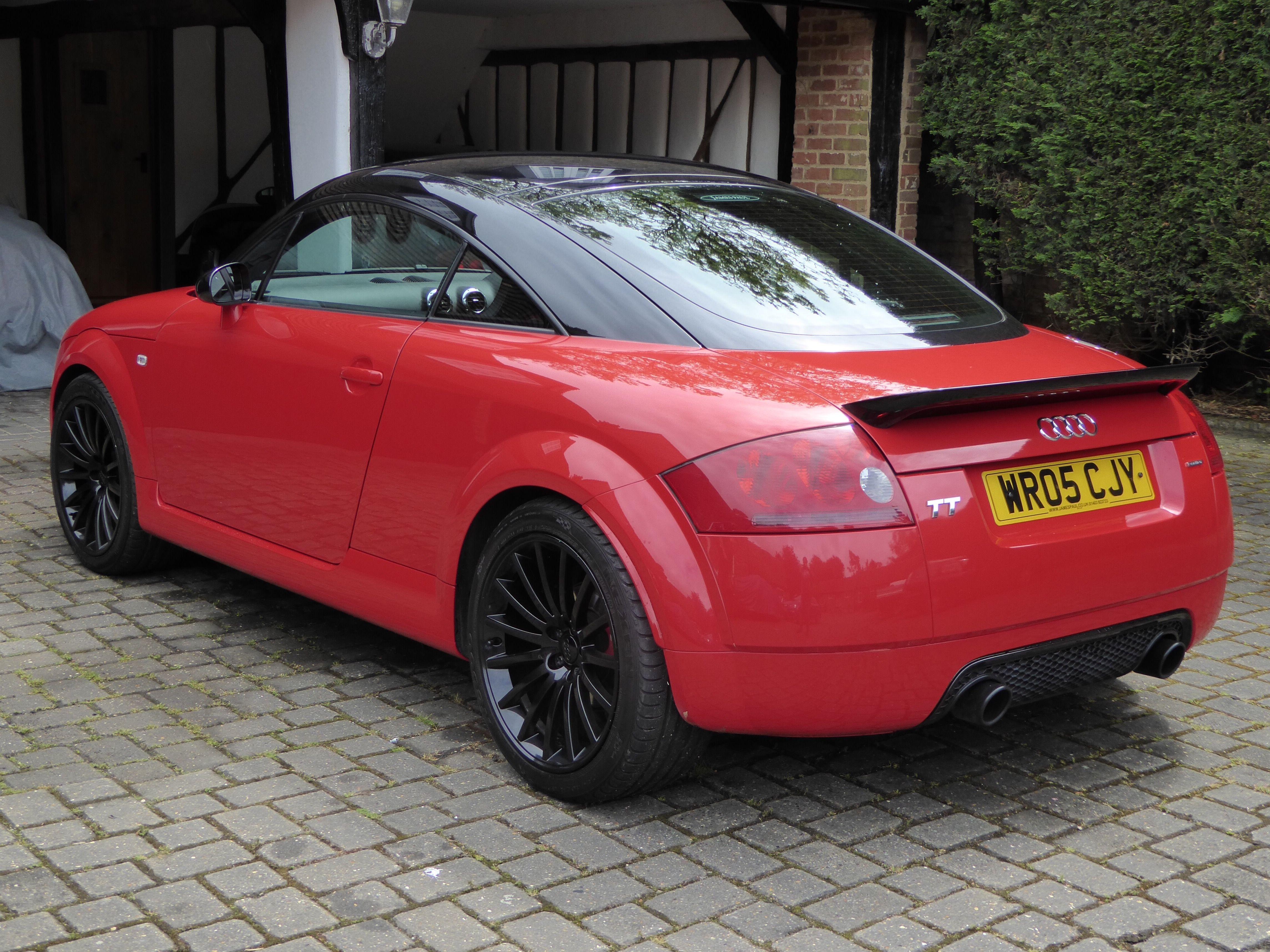 Audi tt sport quattro 240