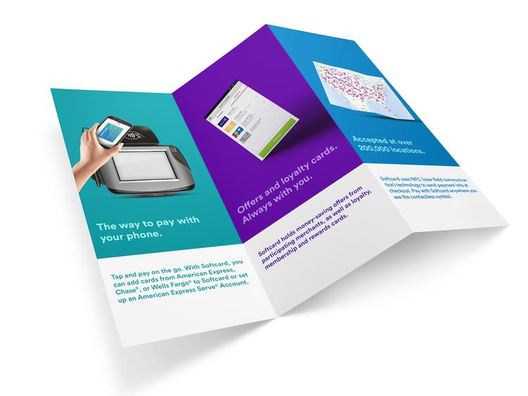 Softcard Mobile app, Verizon wireless, Usb flash drive