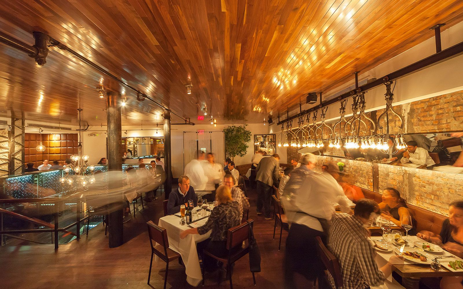 Quality Meats Fourth Wall Restaurants Great For A Group Of 6 8 For Sharing Nyc Restaurants Manhattan Restaurants New York Food