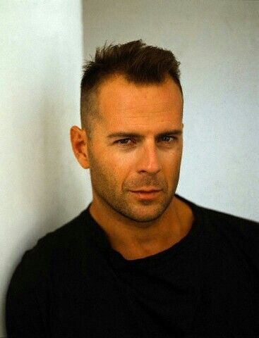 Young Bruce Willis Not Bad With Hair Me Likes
