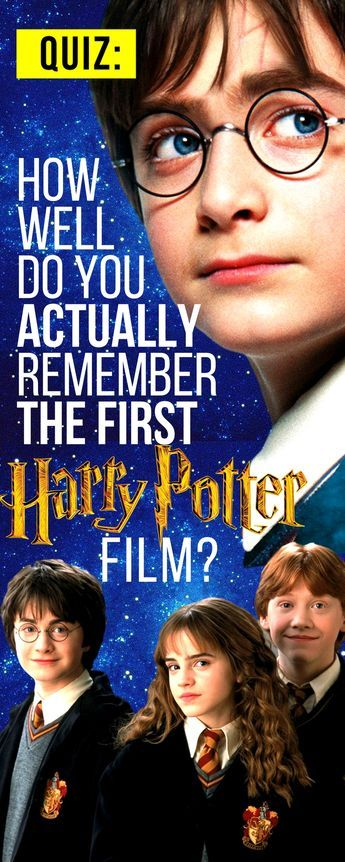 Harry potter test playbuzz
