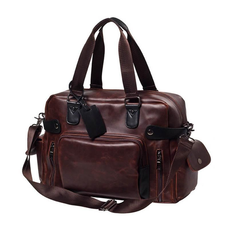 Men'S Business Handbag High Quality Leather Male Bolsa Cross Body Bags Large Capacity Mulitfunction Shoulder Bags Retro Hot Sale Men'S Business Handbag High Quality Leather Male Bolsa Cross Body Bags Large Capacity Mulitfunction Shoulder Bags Retro Hot Sale  #Business #Handbag #High #Quality #Leather