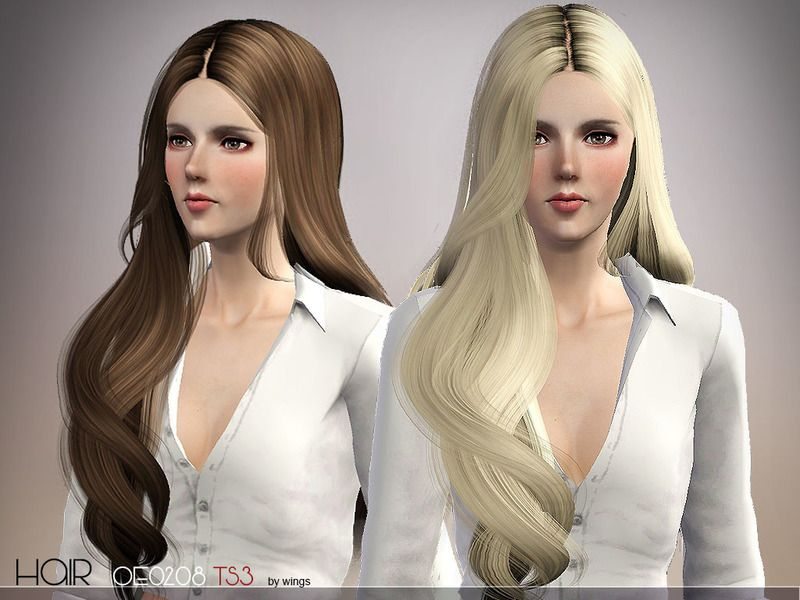 Lana Cc Finds Wings Hair Ts3 Oe0208 F By Wingssims The Sims 3 Hair Hair Styles 3 Haircut After coming to her senses, she spends all of her life redeeming the sins she has committed. lana cc finds wings hair ts3 oe0208 f