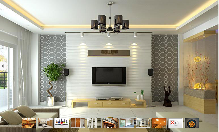 interior wood wall panelsdesigner wall panels ECO WPC wall