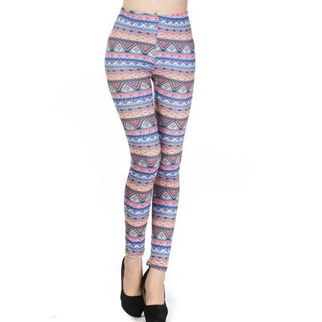 Sexy Slim Stretch Fitness Leggings For Lady Girl Woman