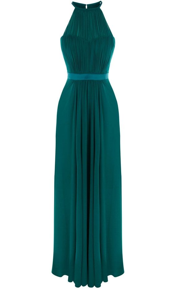 Coast emerald green maxi dress 180 wedding guest dress for Emerald green dress wedding guest
