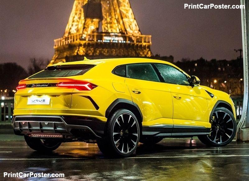 Vehicle · Lamborghini Urus ...