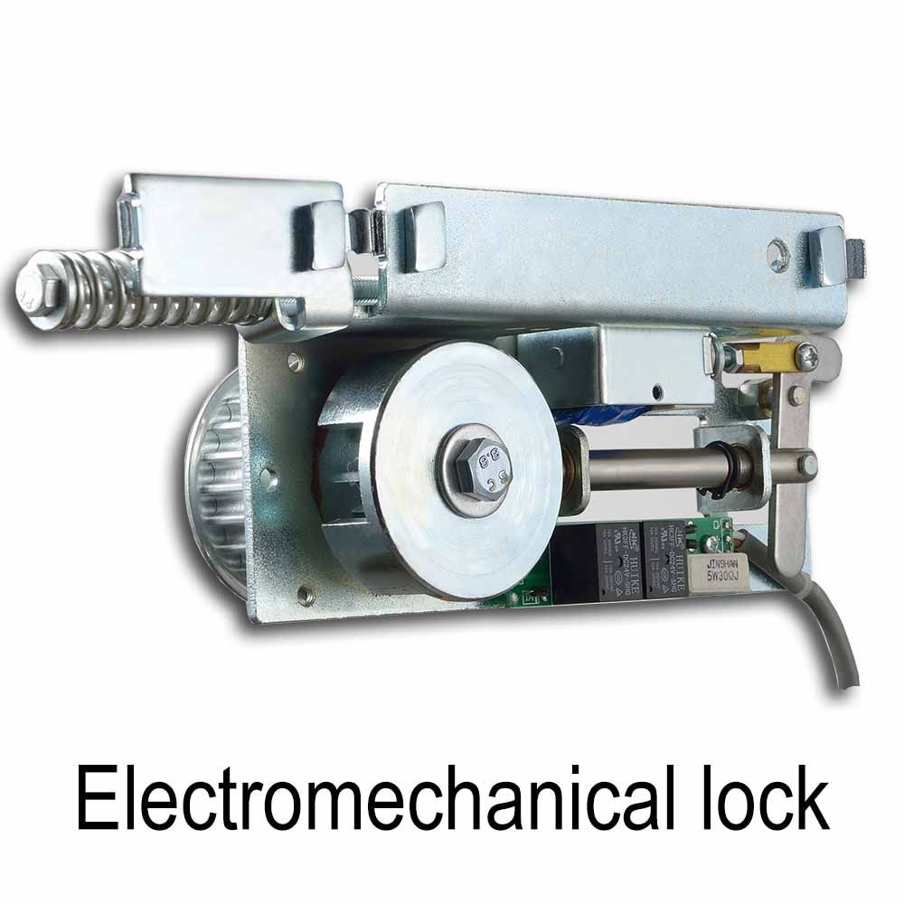 Es200 Electro Mechanical Lock En 2019 Automation