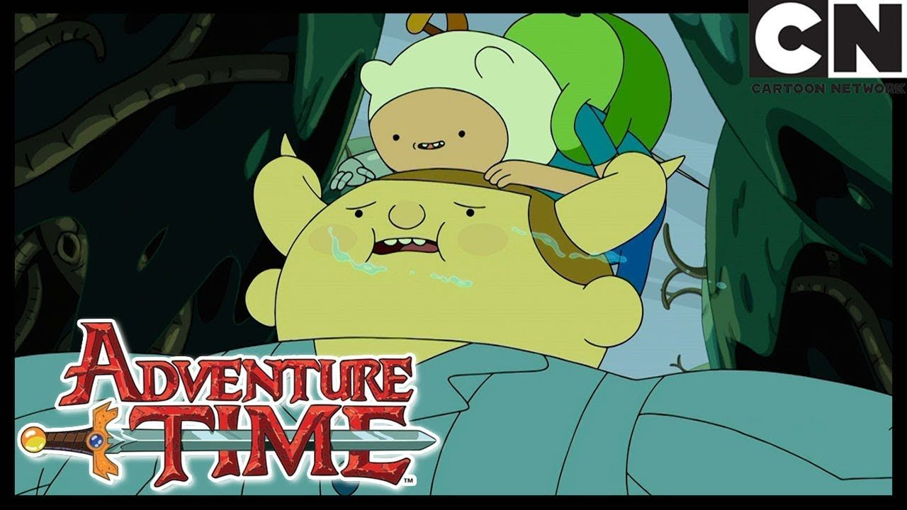 Adventure Time | Whispers | Cartoon Network