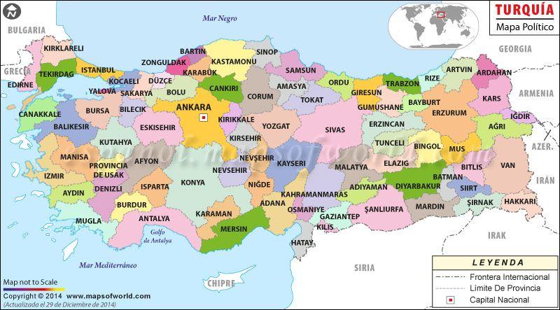25+ Best Ideas about Turquia Mapa on Pinterest | Mapa de ...