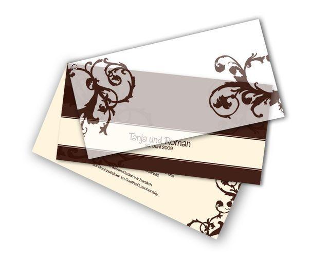 Hochzeitseinladungen - Mehr als nur Elegant