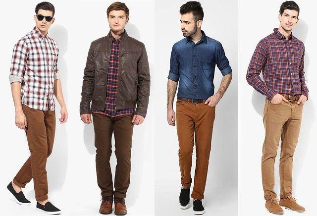 Men S Guide To Matching Pant Shirt Color Combination Looksgud In Black Dress Pants Men Contrast Shirts Pants Outfit Men