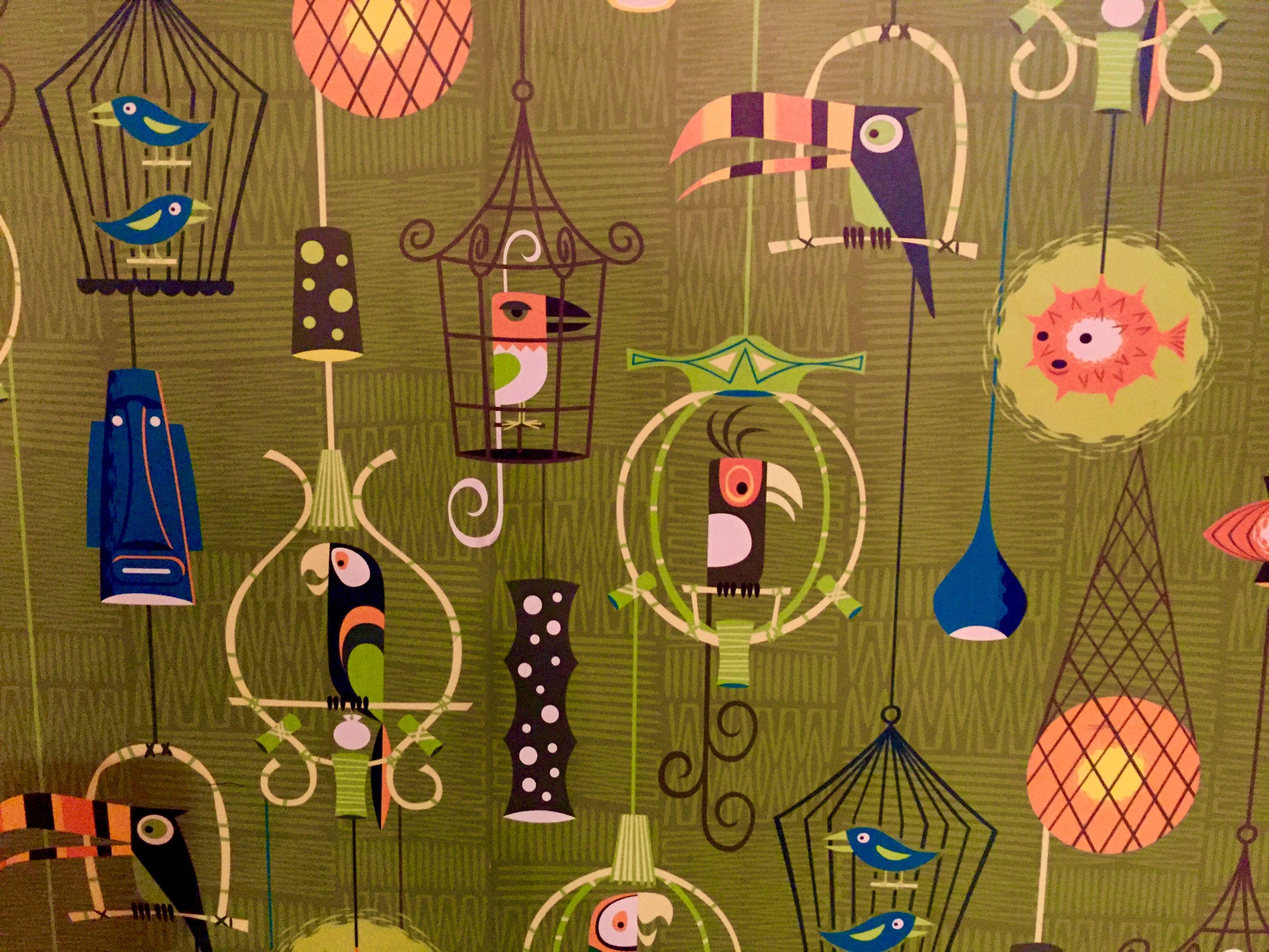 Shag Wallpaper Tiki Bar Tiki Wallpaper