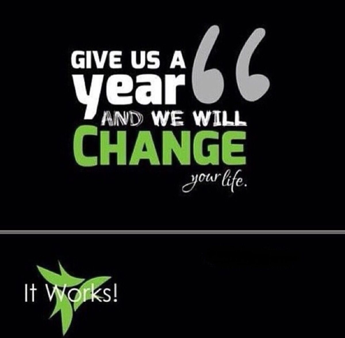 This WILL change your life forever!!Join my team and I will be there for you, EVERY step of the way!!! Contact me @ (315)694-6276 or www.johnesthewrapman.myitwork.com