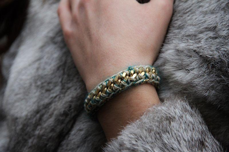 Bracelet Room Service #bijoux #rouen #frenchstyle #bracelets