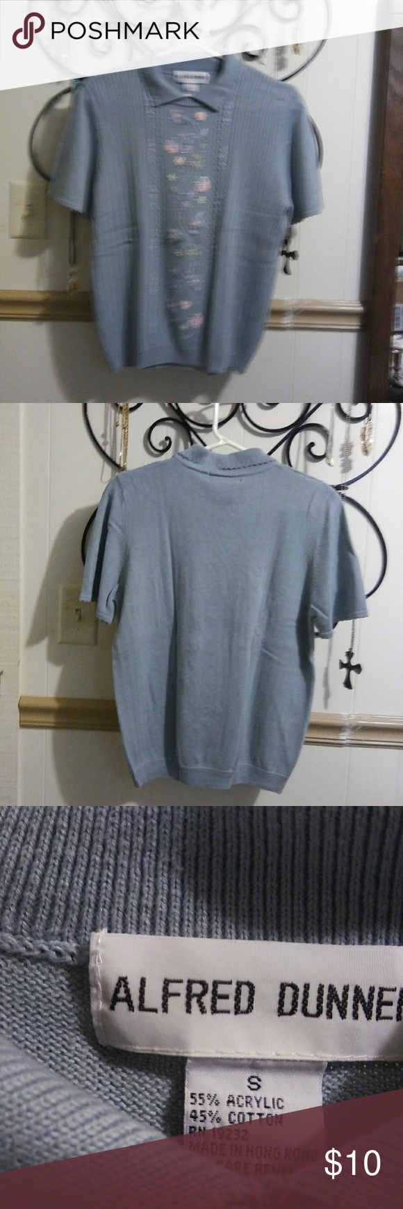 Alfred Dunner Top New no tags Tops Blouses