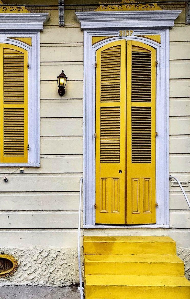 Porta Finestra Ingresso Casa new orleans, louisiana | porte finestre, cancelli, finestra