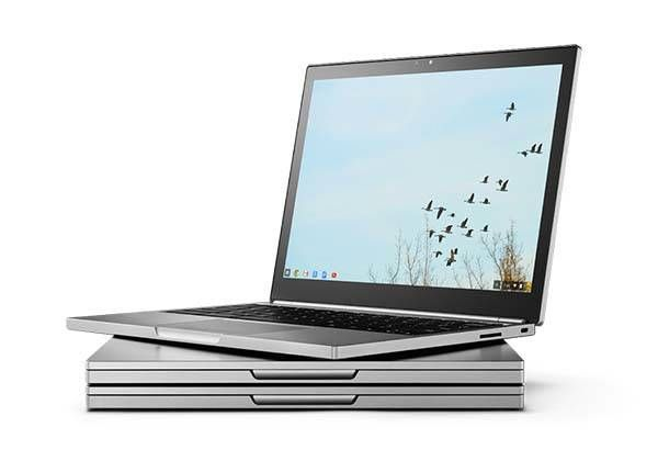 New Google Chrome Pixel with USB TypeC Port Chromebook